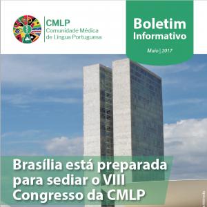 Boletim Informativo   Brasília está preparada para sediar o VIII Congresso da CMLP
