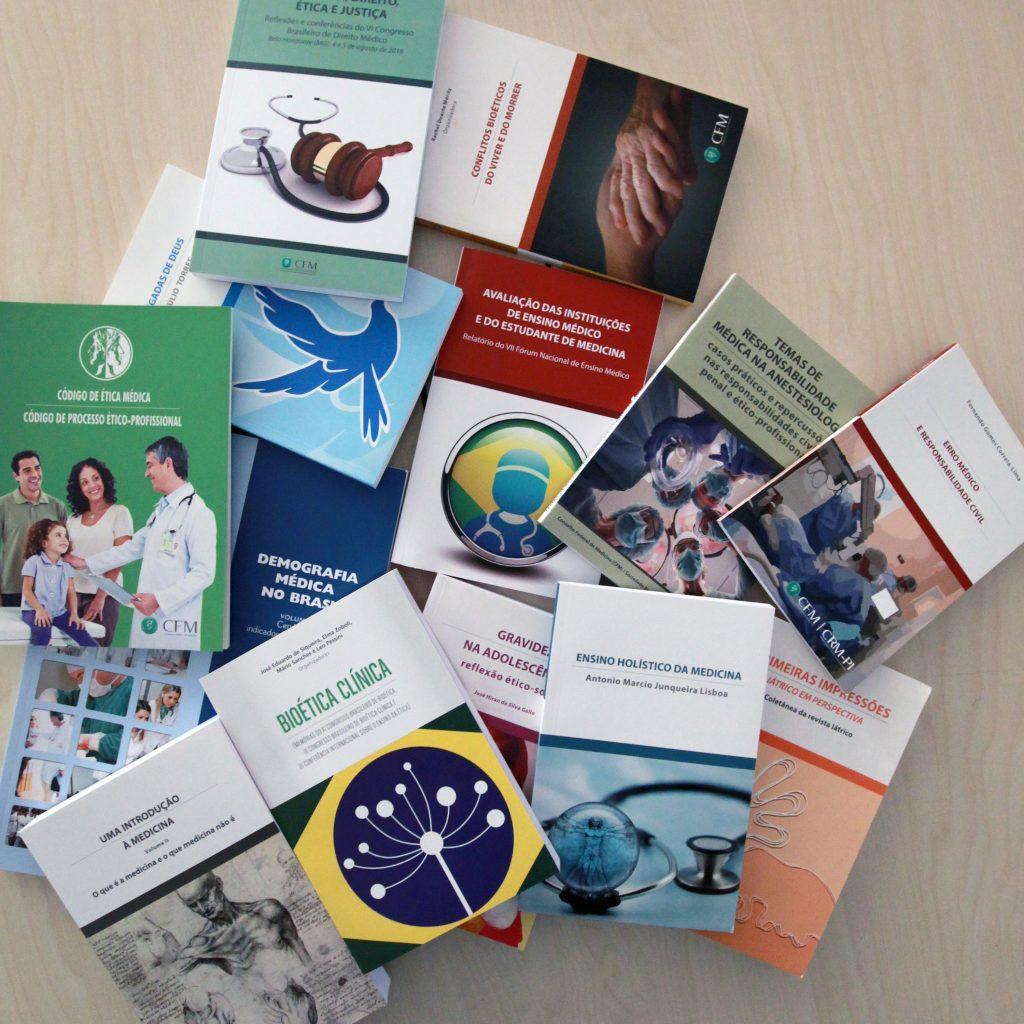 Conselho Federal de Medicina disponibiliza publicações de interesse da comunidade médica de língua portuguesa