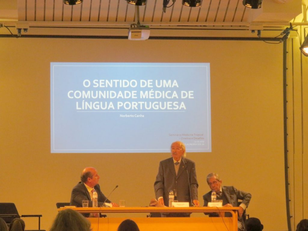 Medicina Tropical é discutida em evento das capitais de Língua Portuguesa