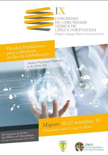 IX Congresso da CMLP debaterá os desafios da medicina na era da globalização